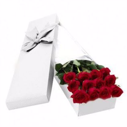 Picture of 18 Red Roses