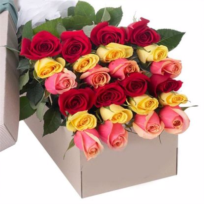 Picture of 36 Mix Roses