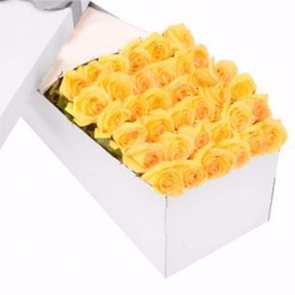 Picture of 36 Yellow Roses